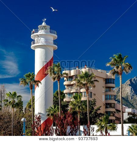 Marbella Lighthouse