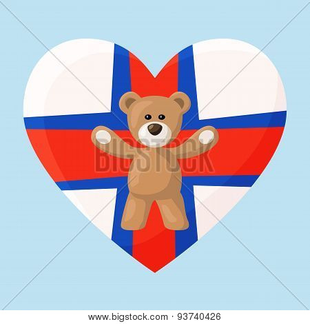 Faroese Teddy Bears