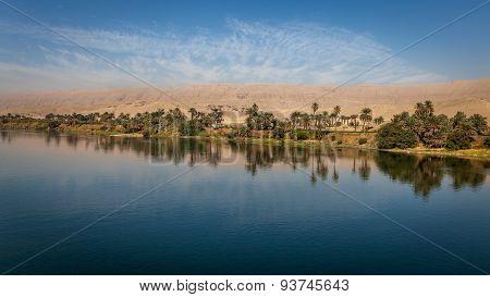 Along The Nile River