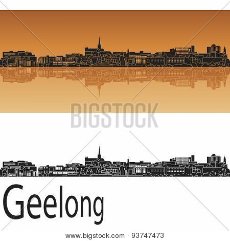 Geelong Skyline