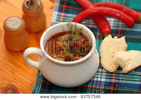 Meat Chile Ragout