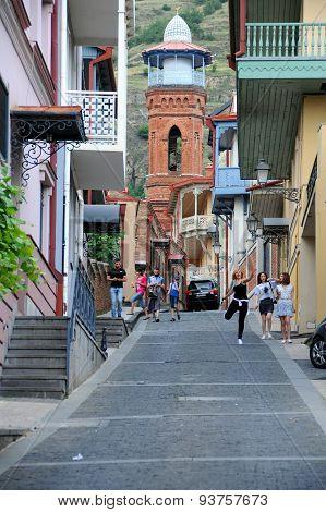 Botanical Street