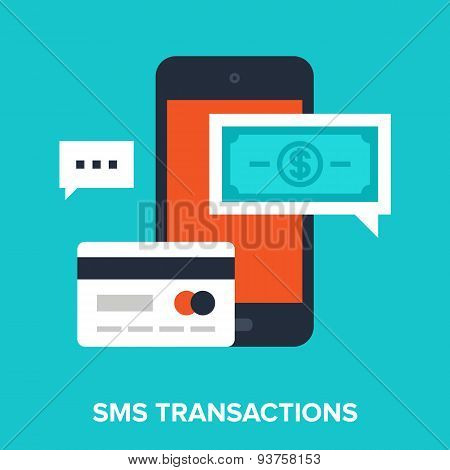 sms transactions