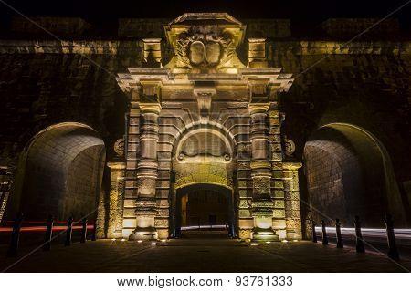 Saint Helen's Gate
