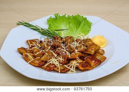 Roasted Ravioli