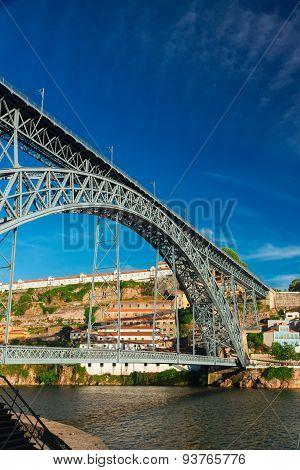 bridge of Dom Luis , Portugal