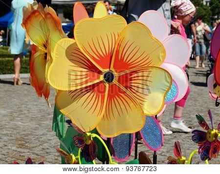 Lowicz flower.