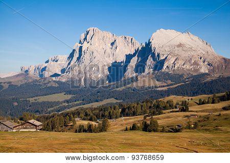 South Tyrol Seiser Alm
