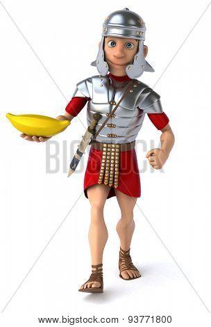 Roman soldier