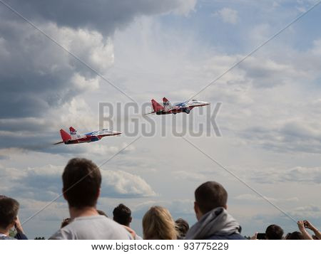 Swifts Aerobatic Team