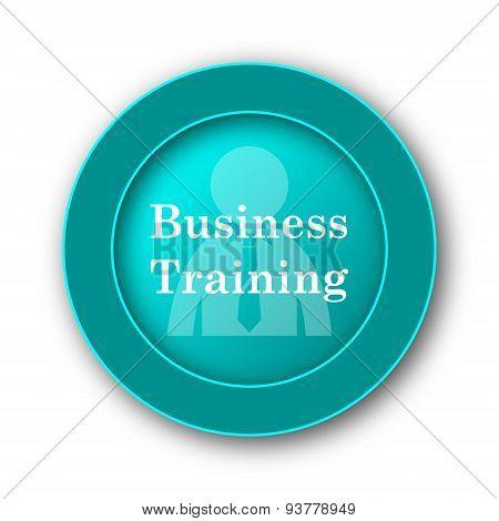 Business Training Icon