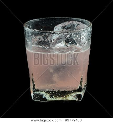 Pink Drink Absolut Tornado