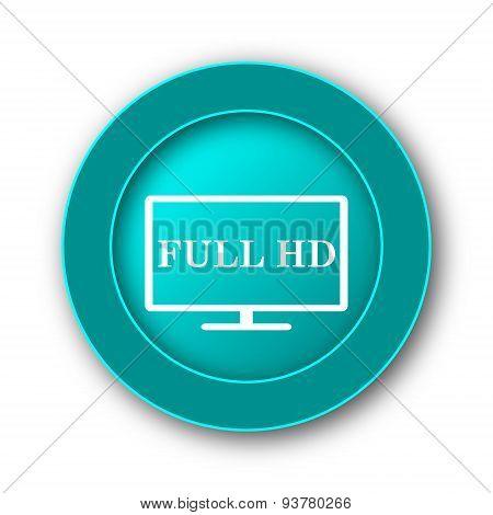 Full Hd Icon