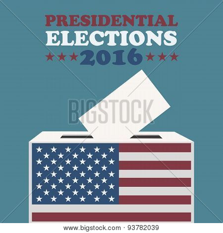 Usa 2016 presidential elections