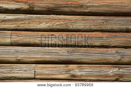 Old Wood. Picture Can Be Used As A Background