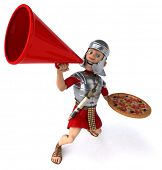 picture of legion  - Roman soldier - JPG