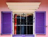New Orleans  Architecture Color poster