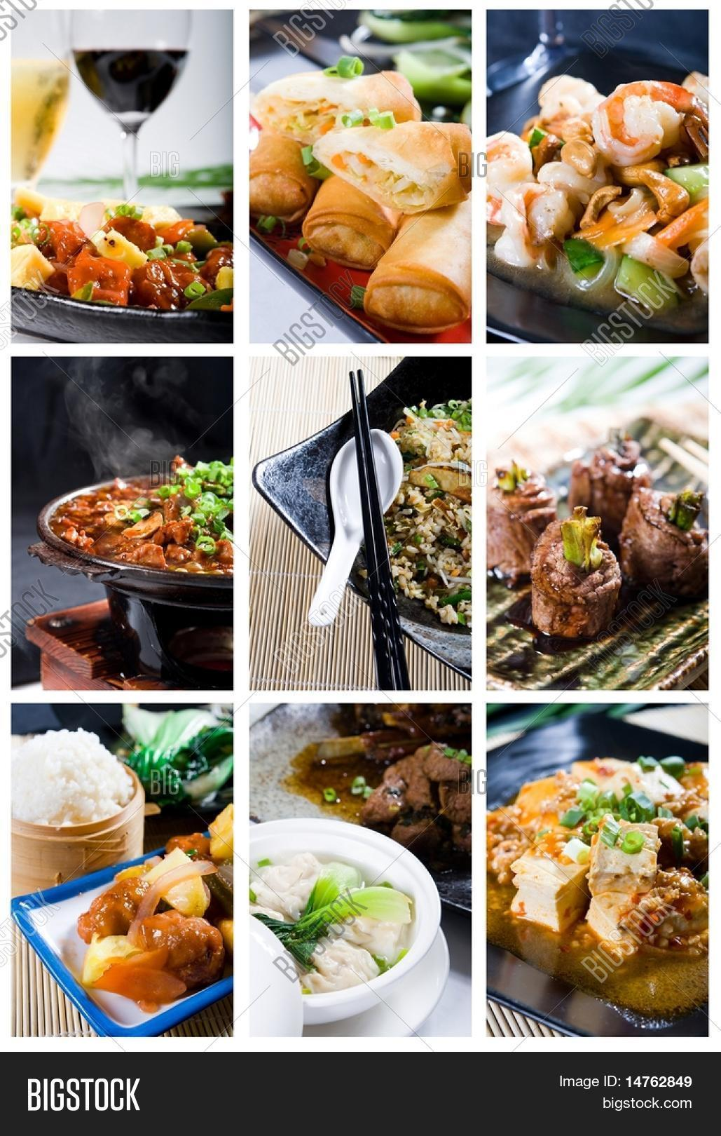 Chinese food collage image photo bigstock for Ancient chinese cuisine