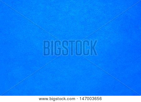 Abstract blue background paper texture for your text