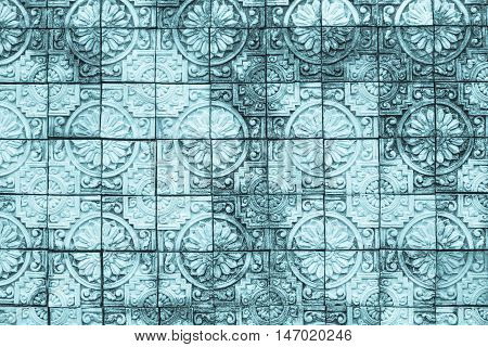 Black and white brick wall texture background / Wall texture background flooring interior rock stone old pattern clean concrete grid uneven bricks design stack Christmas.