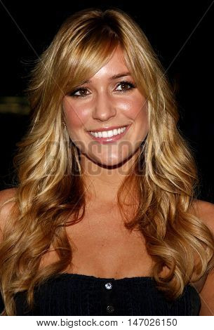 Kristin Cavallari at the LG Electronics' (LG) Launch of the