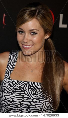 Lauren Conrad at the LG Electronics' (LG) Launch of the