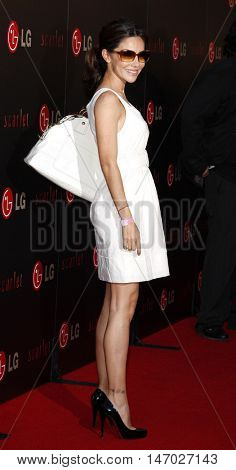 Vanessa Marcil at the LG Electronics' (LG) Launch of the