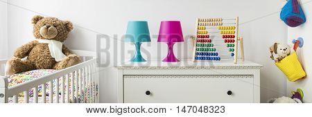 Colorful Night Lamp