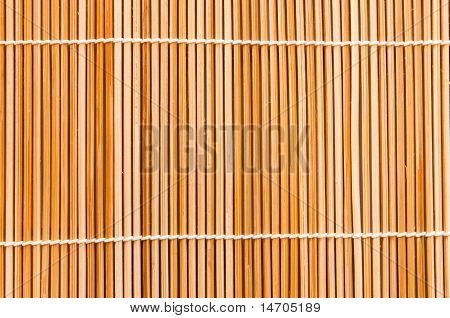 Woven Bamboo Twig Background