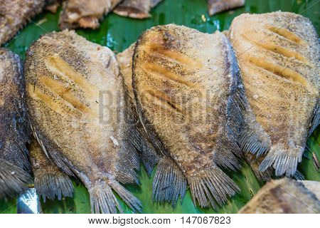 The Fish Deep fried Tilapia and Carp