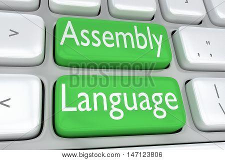 Assembly Language Concept