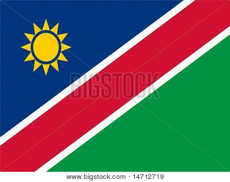 Namibia National Flag