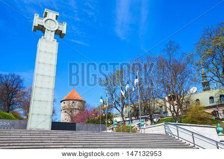 War Of Independence Victory Column, Tallinn