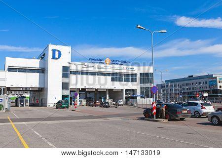 Port Of Tallinn, Tallink Terminal