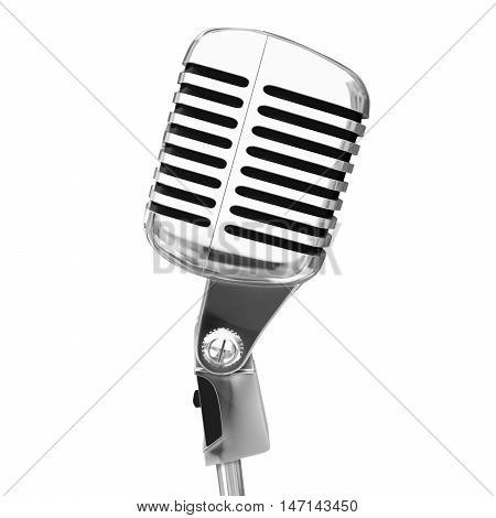 Microphone isolated song volume voice speech stereo