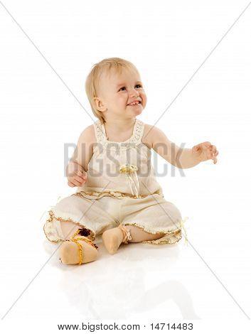 Bebê menina