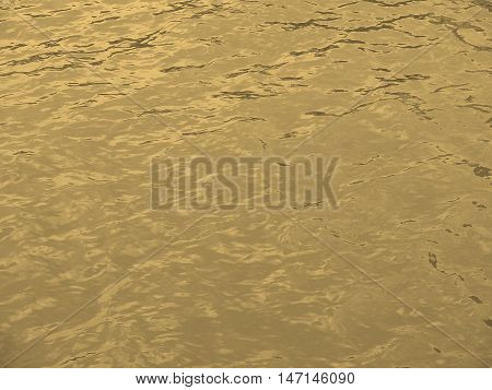 Water Picture Sepia