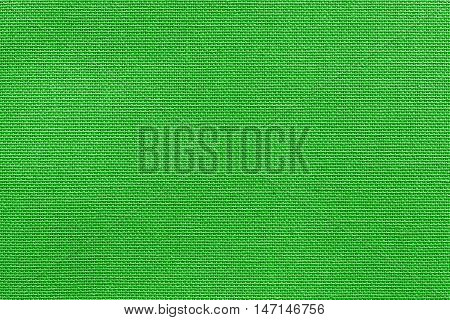the abstract intersection texture of bright green color for a background or for wallpaper
