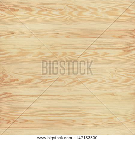 Light yellow wood background. Natural pine board texture. Table size timber panel.