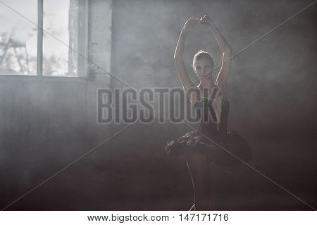 Dancer In The Mist