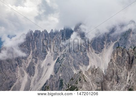 Italy Dolomites is one of the most beautiful place in the world