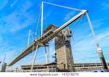 Royal Victoria Bridge In London