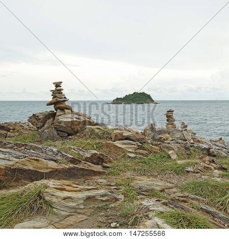 Cairn, Stack Of Stones