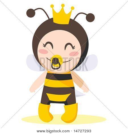 Bee Baby Girl