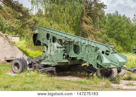 S-2 Sopka Soviet Coastal Defense System