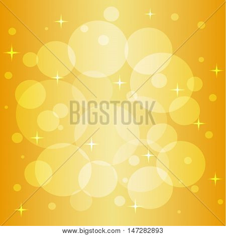 Christmas magic of sunlight.  Festive vector illustration is perfect for packaging paper, wrapping packages, invitations, greeting card, backdrop, web design  etc. Square location.