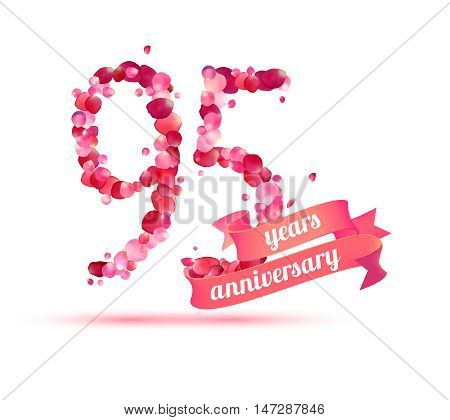 Ninety Five (95) Years Anniversary