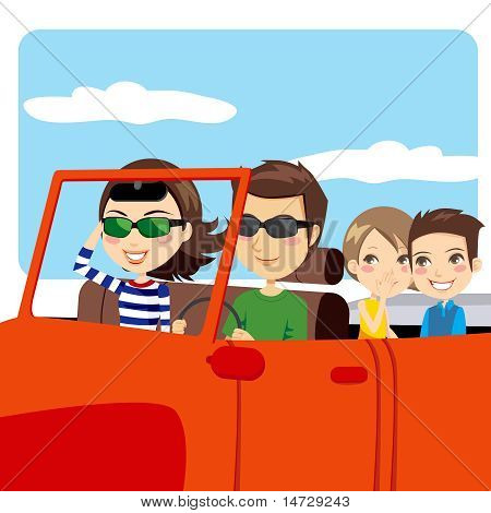 Family Car Excursion