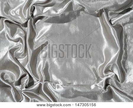 Silver textile