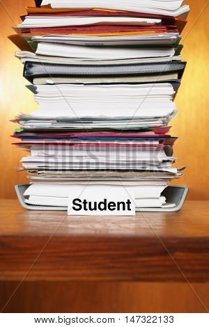 Overflowing Student Inbox
